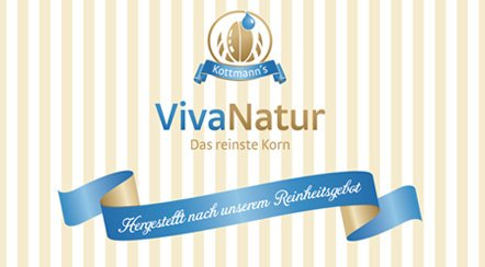 "Viva Natura – ""Das reinste Korn"""